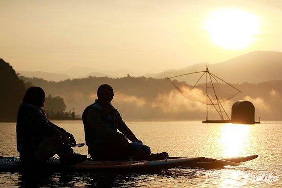Sun Moon Lake Stand Up Paddle
