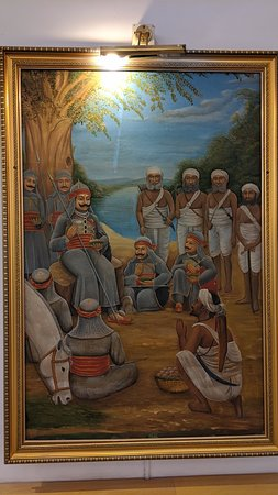 Hall Of Rajasthani Heroes