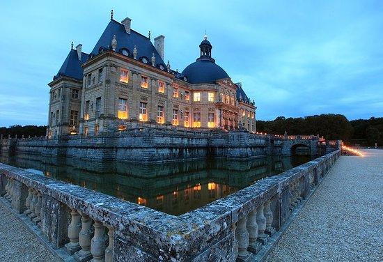 Visite nocturne du château de...