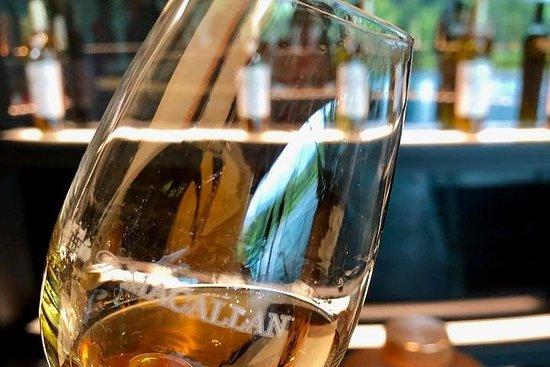 La destilería de whisky Trifecta...