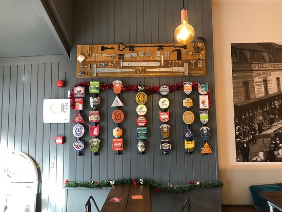Lock & Barrel Micropub