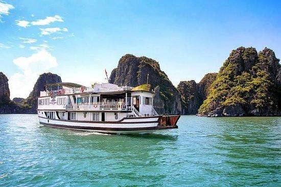 2-daagse Ha Long Bay Cruise inclusief ...
