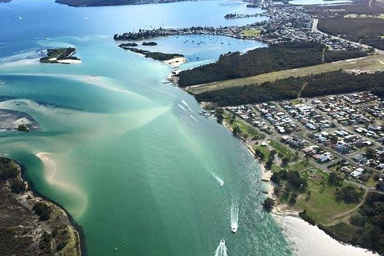 25-30 Minute Newcastle & Macquarie Helicopter Shared Flight