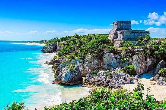 Splendido tour Tulum - Xel-Ha da Cancun