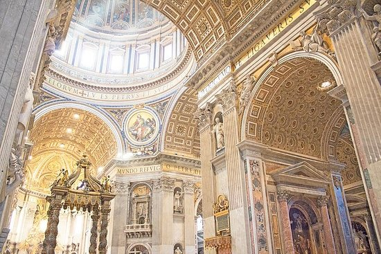 Beste van Vaticaanstad Voltooi ...