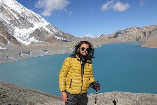 Zdjęcie Challenging Tilicho Lake (4920 M) with Throng La Pass (5416 M)Trekking