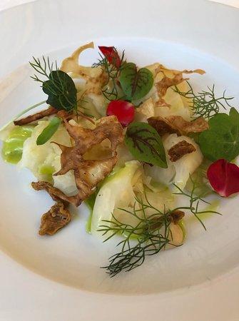 Celery Carpaccio