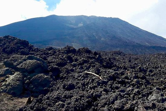 Privat: Pacaya Volcano & Hot Springs ganzer Tag