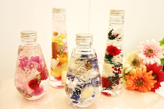 Herbariumflaskeverksted i Tokyo