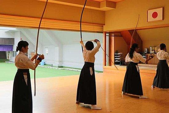 Kyudo Archery Experience in Tokio