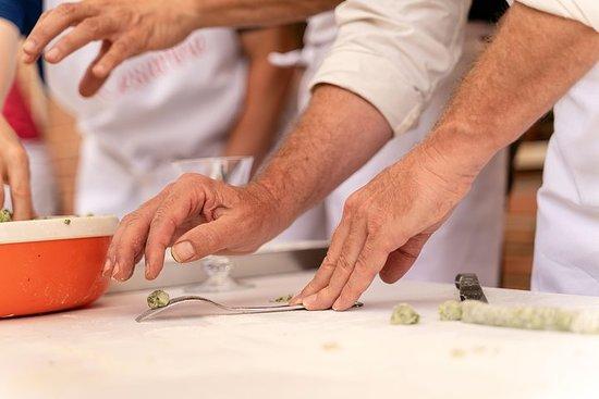 Privat madlavningskursus på Cesarinas...