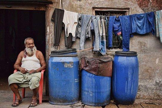 Visite en petit groupe de Dharavi à...