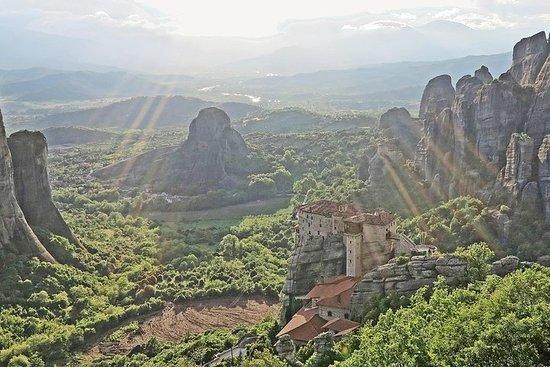 Viaje de 3 días a Delfos y Meteora...