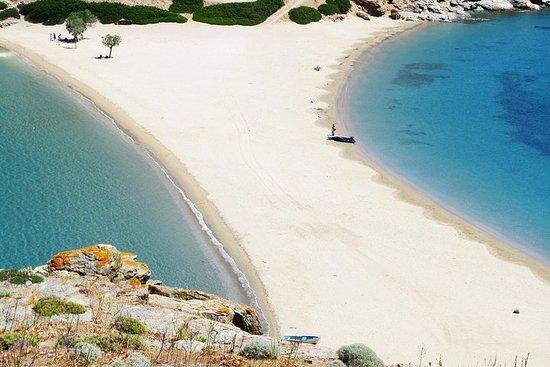 Naviguer et marcher dans les îles grecques