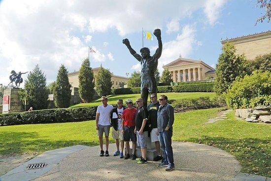 Tour à Filadélfia