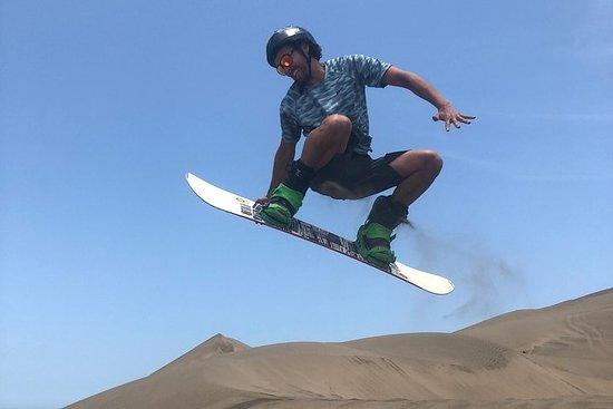 Sandboarding et Offroad 4X4 à Lima