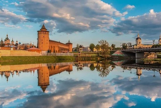 Old Russian Fort (Kolomna Day Private Tour)