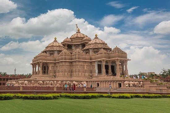 Temple tour of Delhi – A Home to Divinity 사진