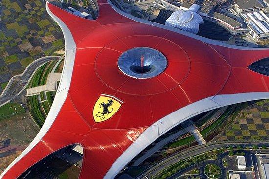 Visite guidée d'Abu Dhabi incluant...