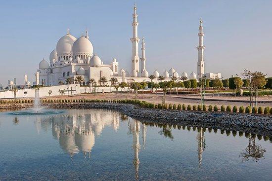 Excursão turística a Abu Dhabi...
