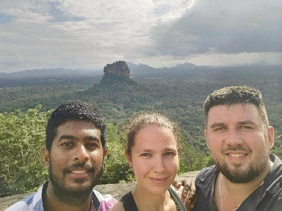 Dátumové údaje lokalít na Srí Lanke