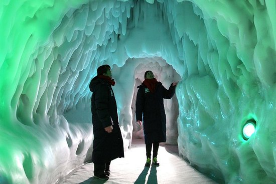 Recogida en el pase para disfrutar de Hokkaido (Furano, Abashiri...