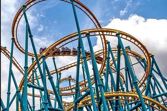 Evita las colas: entrada a Six Flags...