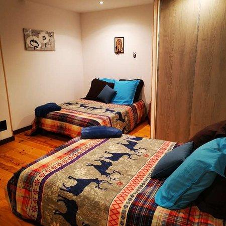 Nistos, France: 1ere chambre du gite