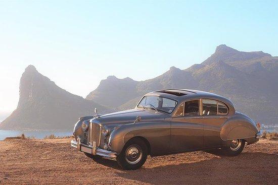 老式汽車中的開普半島(企鵝,開普角和查普曼峰驅動器)