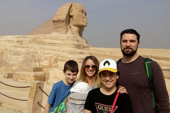 Giza-pyramider, Memphis gamle hovedstad...