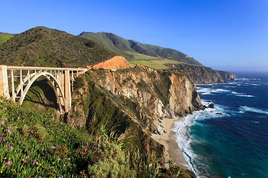 Big Sur Monterey California Pacific Coast One Day Tour