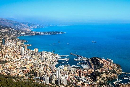 Eze, Saint-Paul-de-Vence & Monaco...