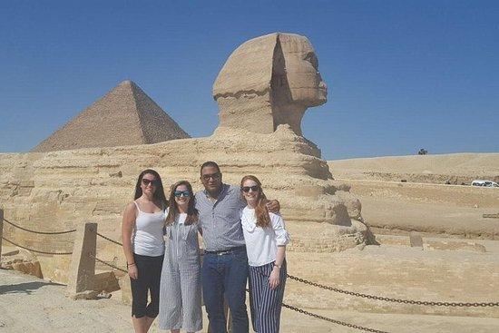 giza-pyramider, sakkara...