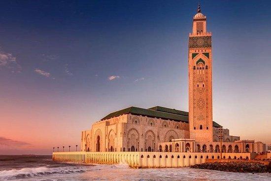 Fez a Casablanca: traslado privado con...