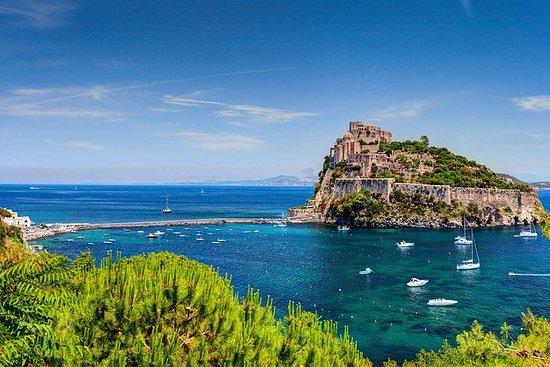 Boottocht op Ischia-eiland vanuit ...
