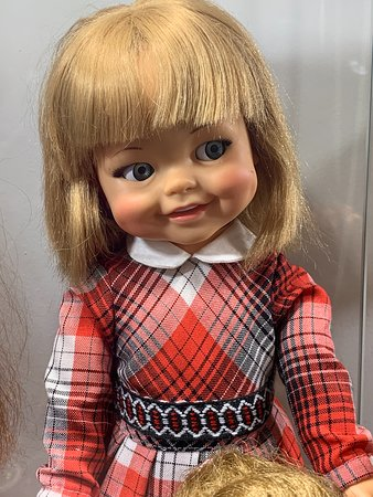 Kolomna, Rusland: Очень красивая кукла