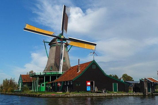 Sightseeing Tour naar de windmolens ...