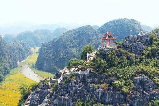 Hoa Lu - Tam Coc-mua Cave One...
