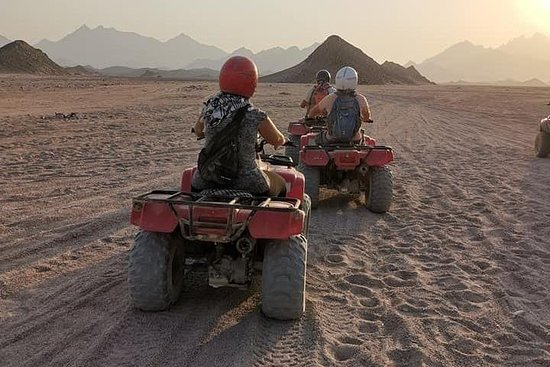 Safari de 3 horas en quad - Hurghada