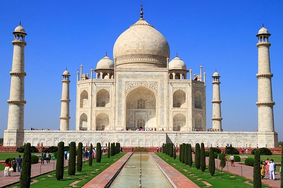 Same Day Agra Tour From Delhi By...