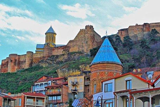 Privat Family Tour em Tbilisi...