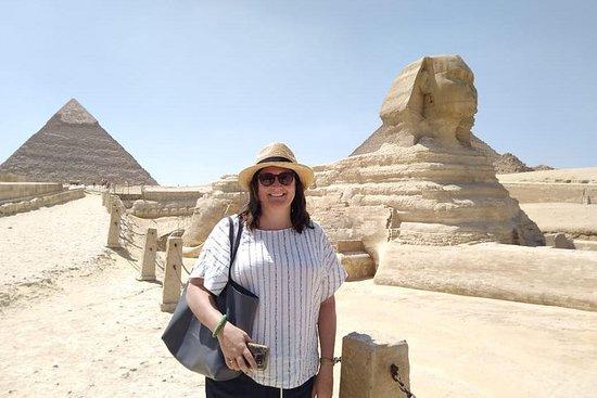 Pyramides privées de Gizeh de 8 heures...