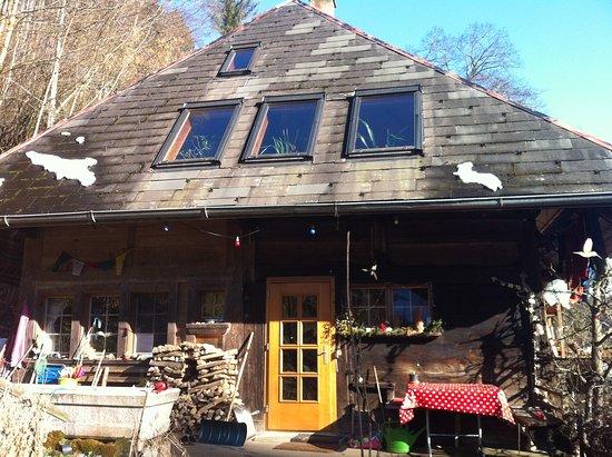 Affoltern im Emmental, Switzerland: Gitzigraben (Schafhausen im Emmental) is a magical community in the Emmen Valley.