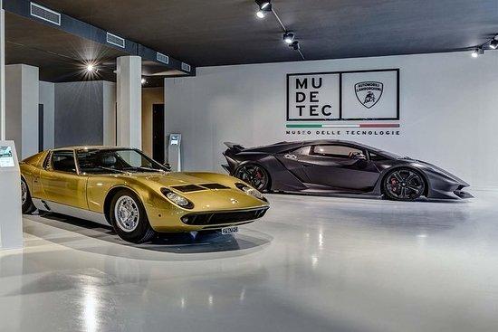 Ferrari, Pagani & Lamborghini Tour ...