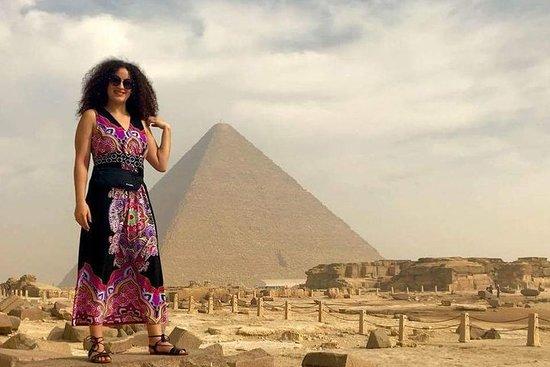 escale cairo pyramides de Gizeh Musée...
