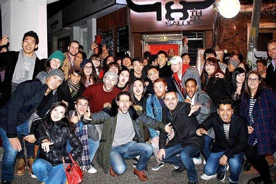 Assoluto: Seoul Pub Crawl & Party