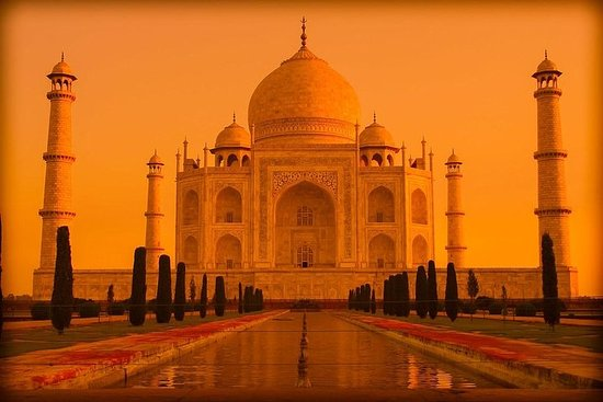 Taj Mahal Sunrise Tour De Delhi en...