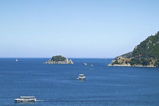 Bosphorus Strait and Black Sea Day...
