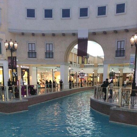 Doha, Qatar: VILLAGGIO MALL