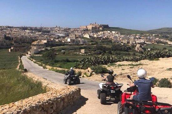 Ganztägige Quad-Tour in Gozo